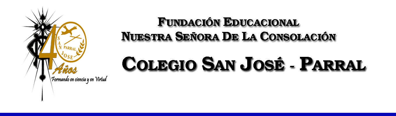 Colegio San José – Parral Logo