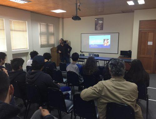 """Charla: """"La mala fama del Reino de Chile: representación y configuración del espacio nacional durante la conquista"""""""