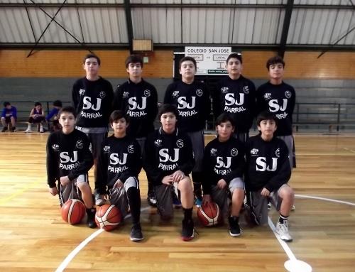 Campeonato de Basquetbol Sub 14 varones Liga 3