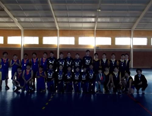 Campeonato Comunal de Basquetbol Escolar Sub 14 varones