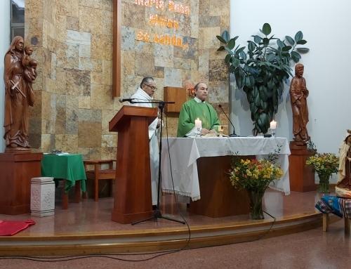 Eucaristía de Finalización de Semestre
